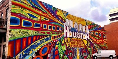 CityFam's Houston Instagram Mural Tour and Discovery Green Picnic