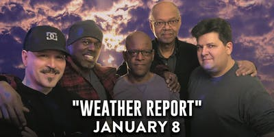 Newmyer Flyer Presents Mysterious Traveler: The Music of Weather Report