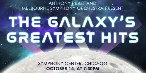 Melbourne Symphony Orchestra: The Galaxy's Greatest Hits