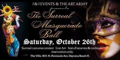 Surreal Masquerade Ball