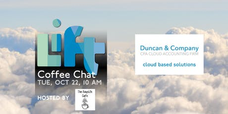 Coffee Chat series with Fabien from Duncan and Co tickets