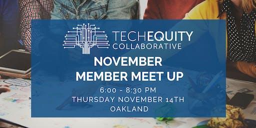 November Member Meetup