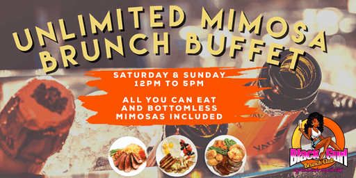 Unlimited Mimosas & Brunch Buffet by Hustle & Souls Ana Lavender and Chef Lawrence Page