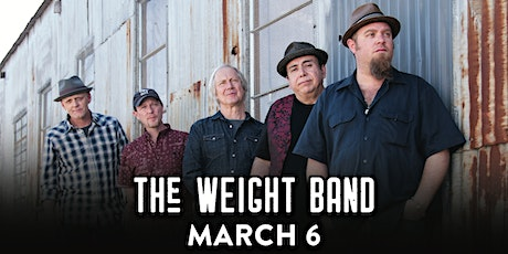 The Weight Band feat. members of The Band and Levon Helm Band tickets