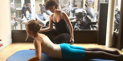 Holistic Pilates Group Class for Men & Women