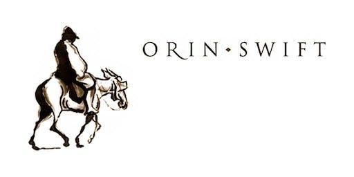 Orin Swift Cellars Wine Dinner