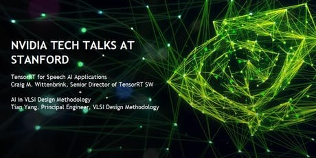 NVIDIA Tech Talks at Stanford University tickets