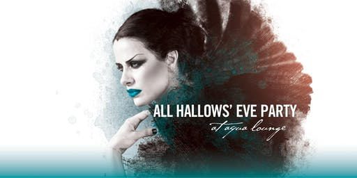 All Hallows' Eve Halloween Party at Aqua Lounge