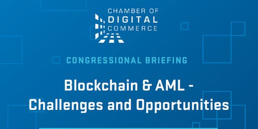 Blockchain & AML - Challenges and Opportunities