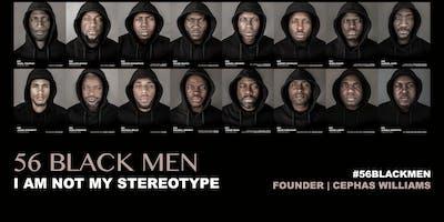 56 Black Men Exhibition