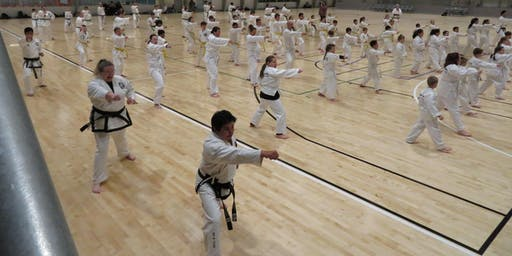 World Shimjang Taekwondo Academy Riverina Grading Event