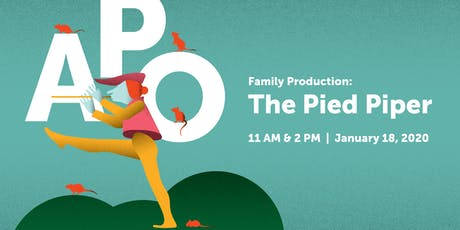The Pied Piper tickets