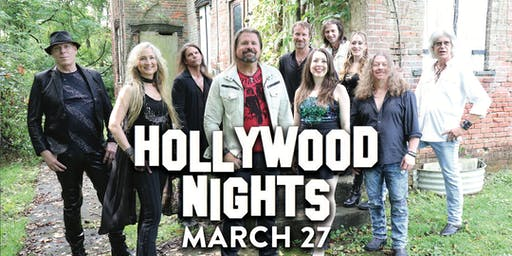 Hollywood Nights - A True Bob Seger Experience