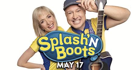Splash N' Boots Kids Concert! tickets