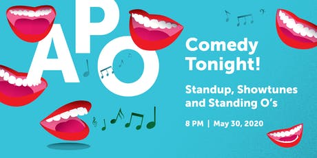 Comedy Tonight: Showtunes and Standing O's tickets