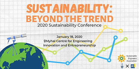 Sustainability: Beyond the Trend 2020 Conference tickets