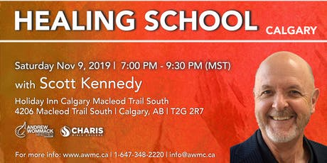 Calgary Healing School  with Scott Kennedy tickets