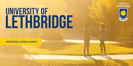 uLethbridge Calgary Information Evening tickets