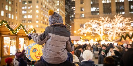 Children's Lantern Parade at the Christkindlmarket Milwaukee tickets