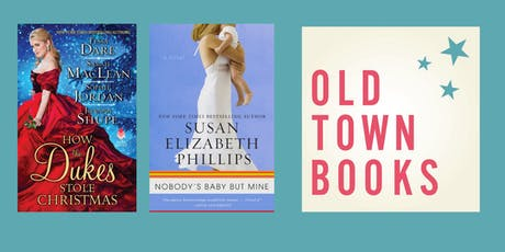 Bad Romance Book Club: How the Dukes Stole Christmas & Nobody's Baby But Mine tickets