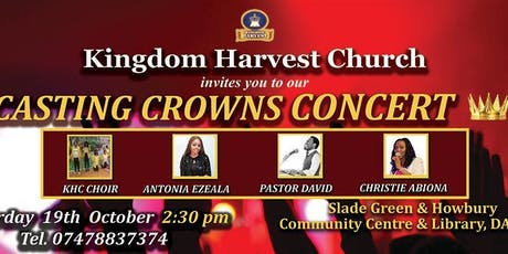 Casting Crown Concert - A Christian Worship Concert tickets