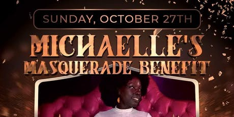 Michaelle's Masquerade Benefit tickets