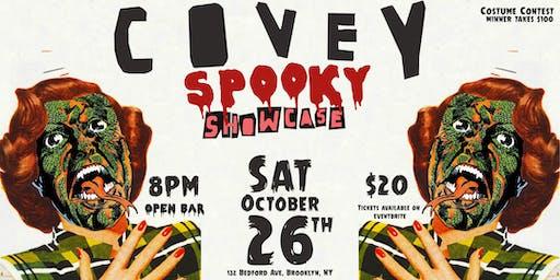 Covey's Spooky Showcase