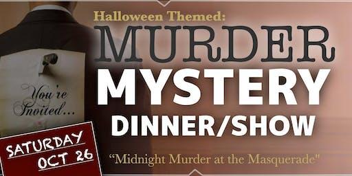 Halloween Murder Mystery Dinner/Show In Thibodaux