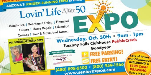 Lovin' Life After 50 West Valley Healthy Living Expo