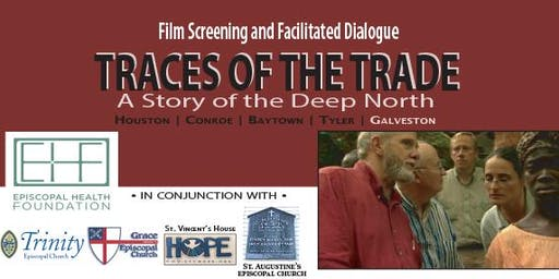 TRACES OF THE TRADE~ Dine & Dialogue Film Screening