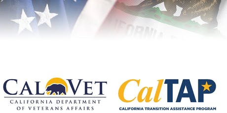 California Transition Assistance Program Mesa College tickets