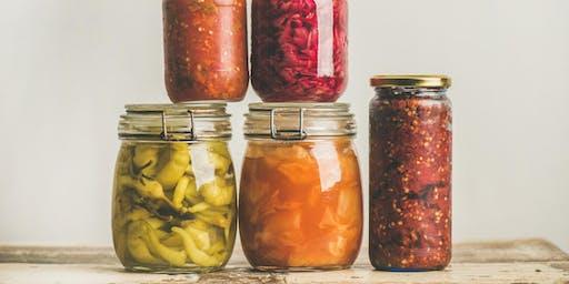 Fermented Foods Workshop: Oct 23rd
