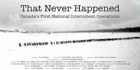 Cinematic Sunday: That Never Happened tickets