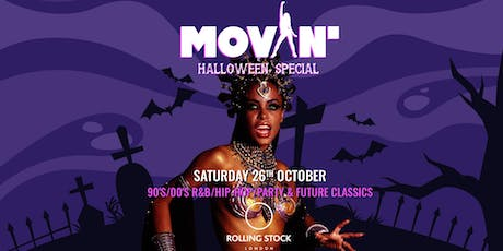 Movin' - Halloween Special tickets
