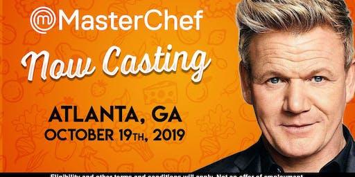 FOX's MasterChef Open Call Casting - Atlanta