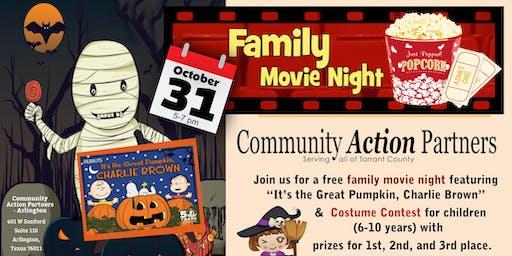 Free Family Fun Movie Night