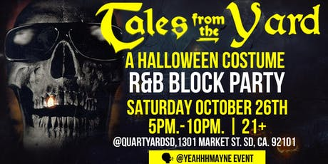 R&B Block Party: Tales from the Yard tickets