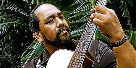 Kawika Kahiapo - Hawaiian Slack Key  Guitar Master LIVE! tickets