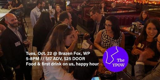 Young Professionals  - Social Happy Hour: YPOW WOW