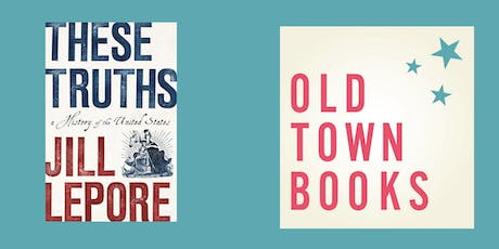 True Story! Book Club: These Truths by Jill Lepore tickets