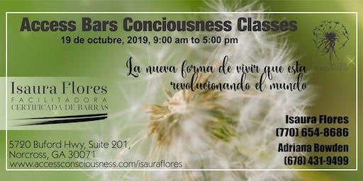 Access Bars Consciousness Classes