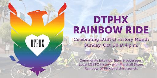 DTPHX Rainbow Ride