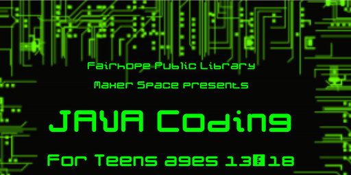 Java Coding at FHPL