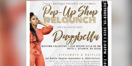 Relaunch/Pop Up Shop  tickets