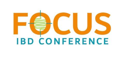 Focus IBD Conference Exhibitors 2020 tickets