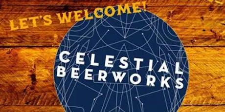 Celestial Beerworks Tuesday Beer Dinner tickets