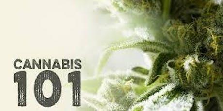 CannaClass: Cannabis 101 tickets