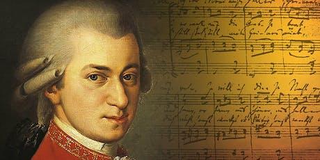 St Giles Music:  MOZART, Symphony No. 40. HANDEL, Organ Concerto No.6 tickets