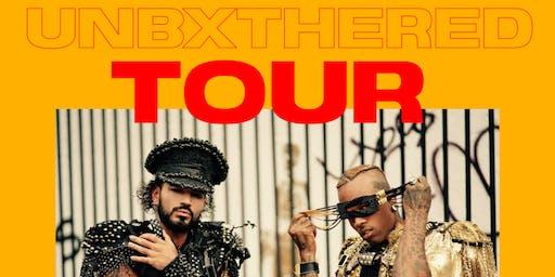 Unbxthered Tour: Rickstar and Tyler Jacob Live