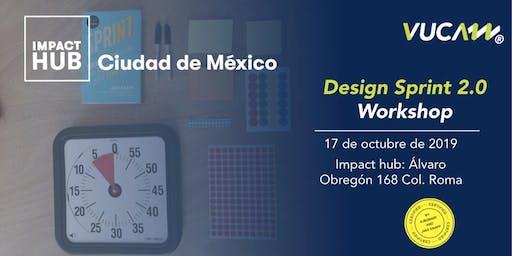 Workshop presencial de Design Sprint 2.0